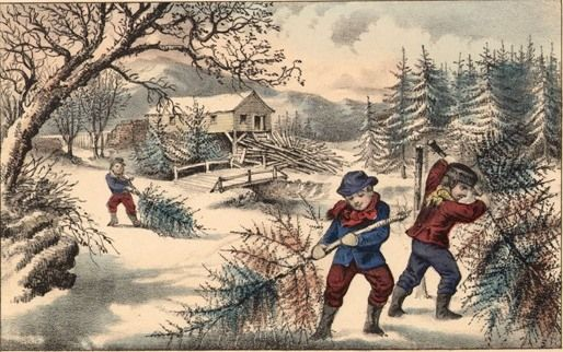 currier and ives - Google Search