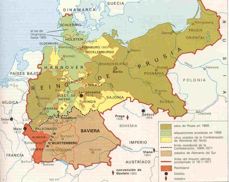 La Historia del Reino de Prusia ~ La Historia con Mapas