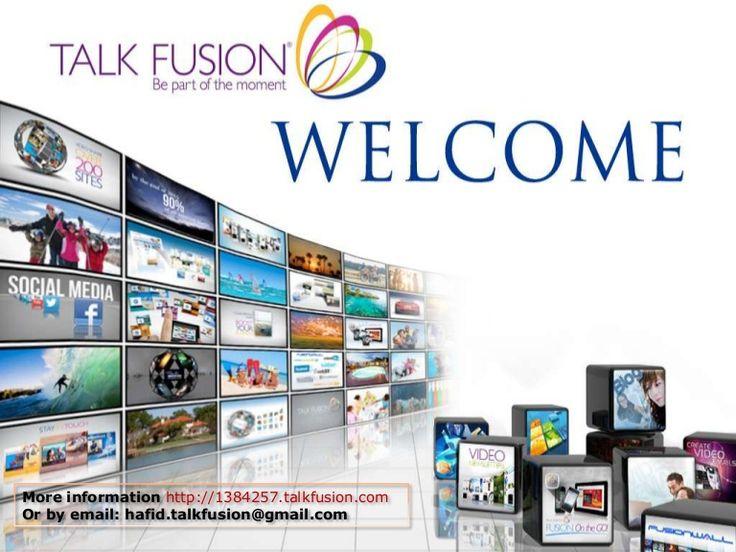 Talk Fusion Plan by al hafidh via slideshare