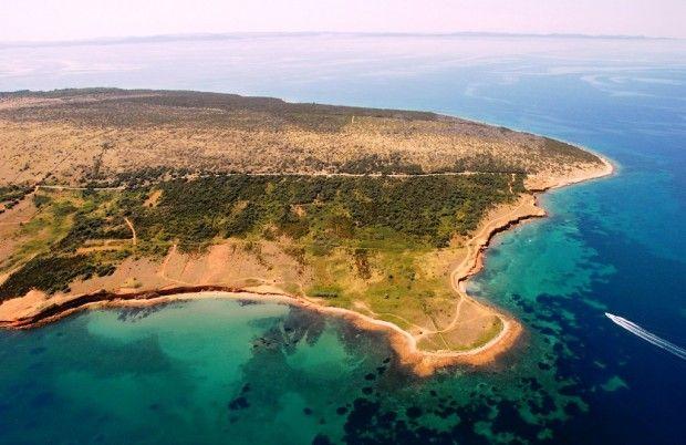 Island Vir in Dalmatia, Croatia #dalmatia #croatia #kroatien #island vir #insel vir #vir
