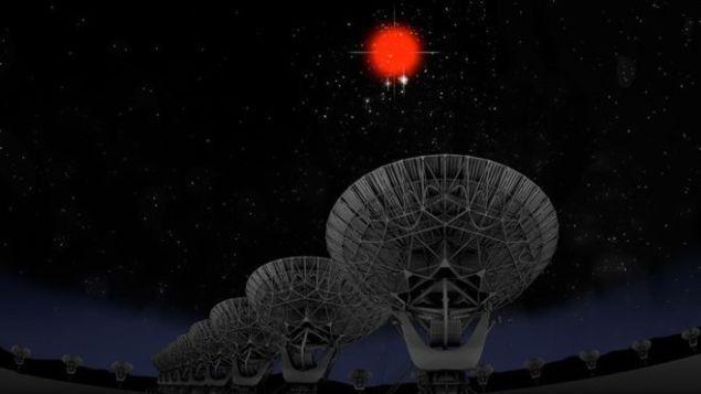 La succession de sursauts radio rapide (SRR) détectée pour la première fois en 2007 provient d'une lointaine galaxie naine, a découvert une équipe internationale d'astronomes à laquelle ont participé des chercheurs de l'Université McGill. La cause reste toutefois mystérieuse. Explications.