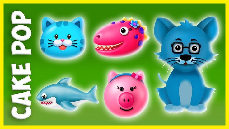 The Finger Family Song | Nursery Rhymes and Songs for Kids | Cute Cat Finger Family Songs
