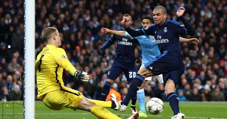 Real Madrid v Manchester City: Joe Hart says the gloves are off...: Real Madrid v… #RealMadridvsManchesterCity #RealMadridVsManCity
