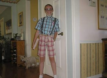 Halloween Nerd Costumes Ideas for Girls and Boys