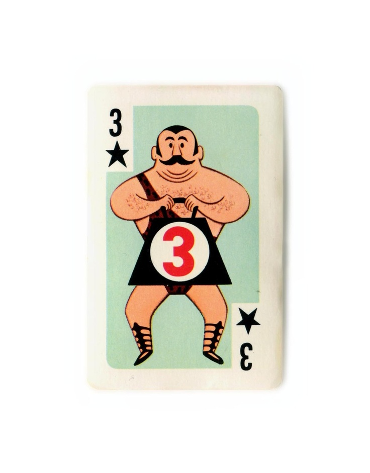 We used to have these cards at my Nanny's house... Oh let the good memories flood in.