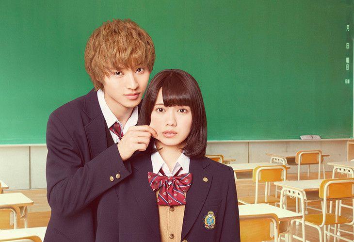 Vídeo promocional de la película live-action de Ookami Shoujo to Kuro Ouji con su tema.