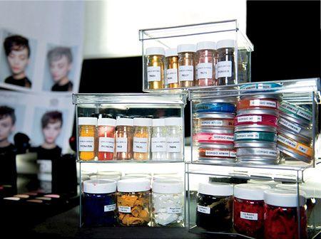 Inside Linda Cantello's Mobile Makeup Lab visit our site http://cosmeticscoliseum.com/