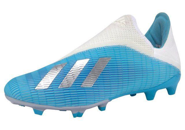 Adidas Performance X 19 3 Laceless Fg Fussballschuh Online Kaufen Adidas Cleats Shoes