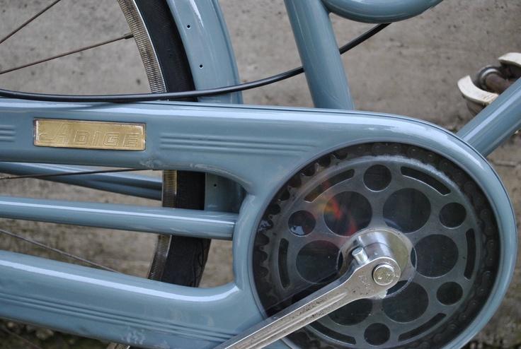 Judith Bike - Transparency Gearcase design by Carlo Grossule (ph. KarlGross)
