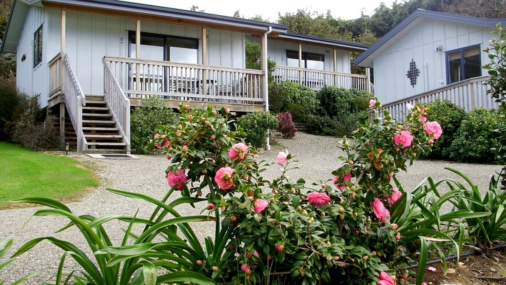 Three Chalets at Chalets @ Terraced Gardens near Abel Tasman National Park