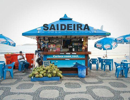 RINDO POR ADD ISSO, MAS BELE. blue beach kiosk