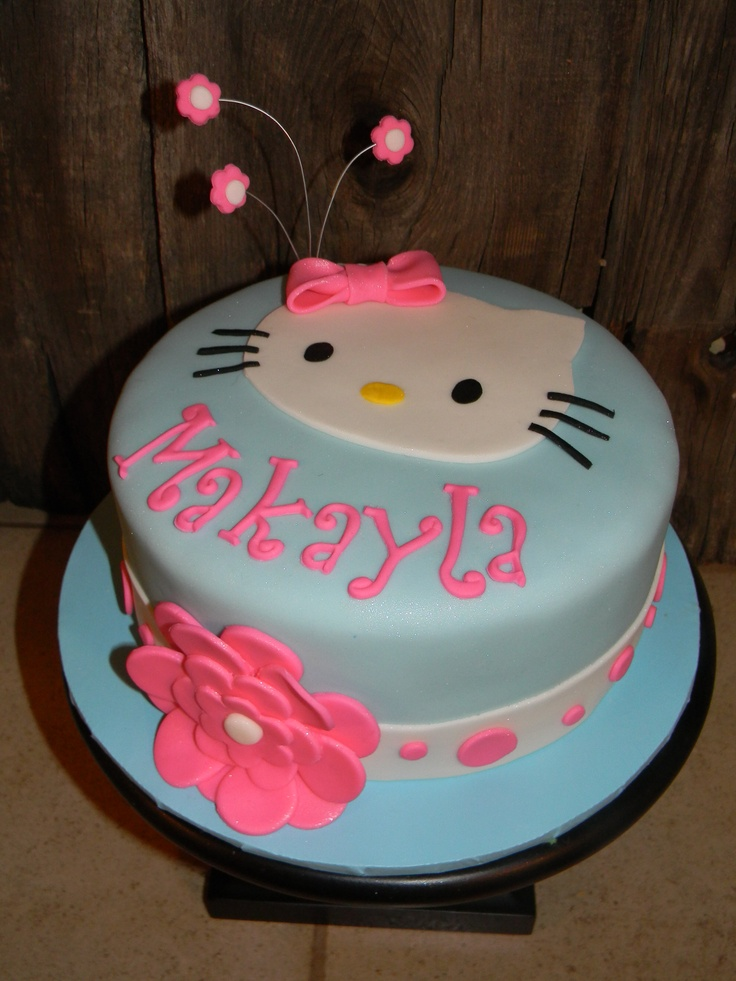 Hello Kitty Happy Birthday Kayla Yvette Romero I Love