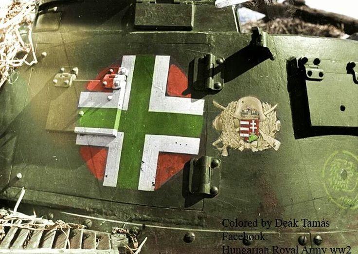 Tank markings