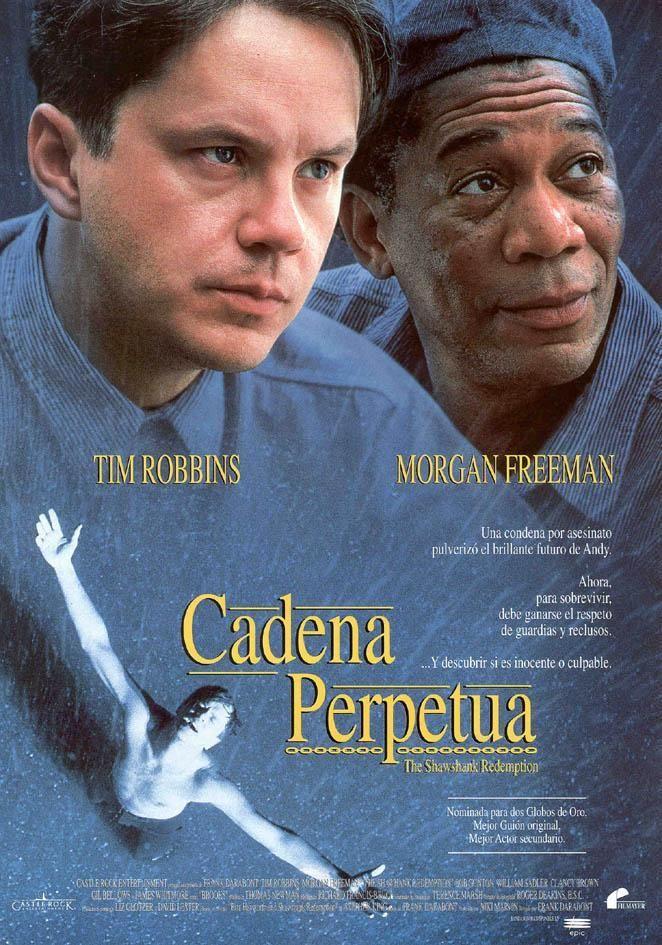 Cadena Perpetua 1994 10 Peliculas Completas Peliculas Completas Gratis Peliculas