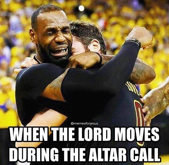 #ChristianMemes #NBAfinals #Lebron #LebronJames #NBA #Cavs