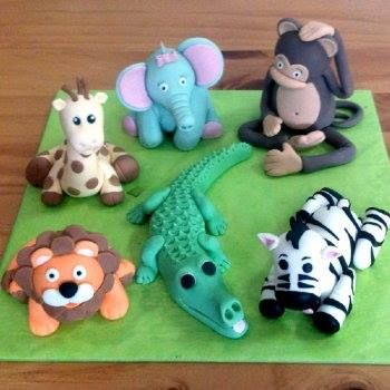 TRB Jungle Animals Class