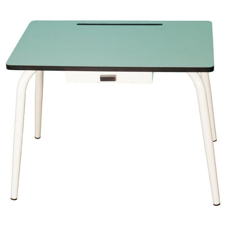 Romy Grundschul Schreibtisch - Jadegrün-product