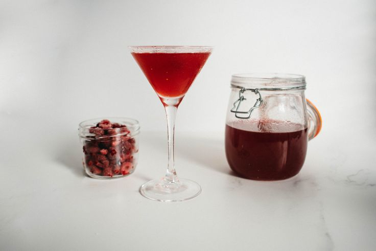 Learn How to make the most rich and intense Infused Vodka With Raspberry using only a few ingredients and real fruit!