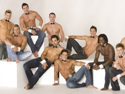 <3 them... it was HOT!!!  Chippendales Theater, Rio, Las Vegas