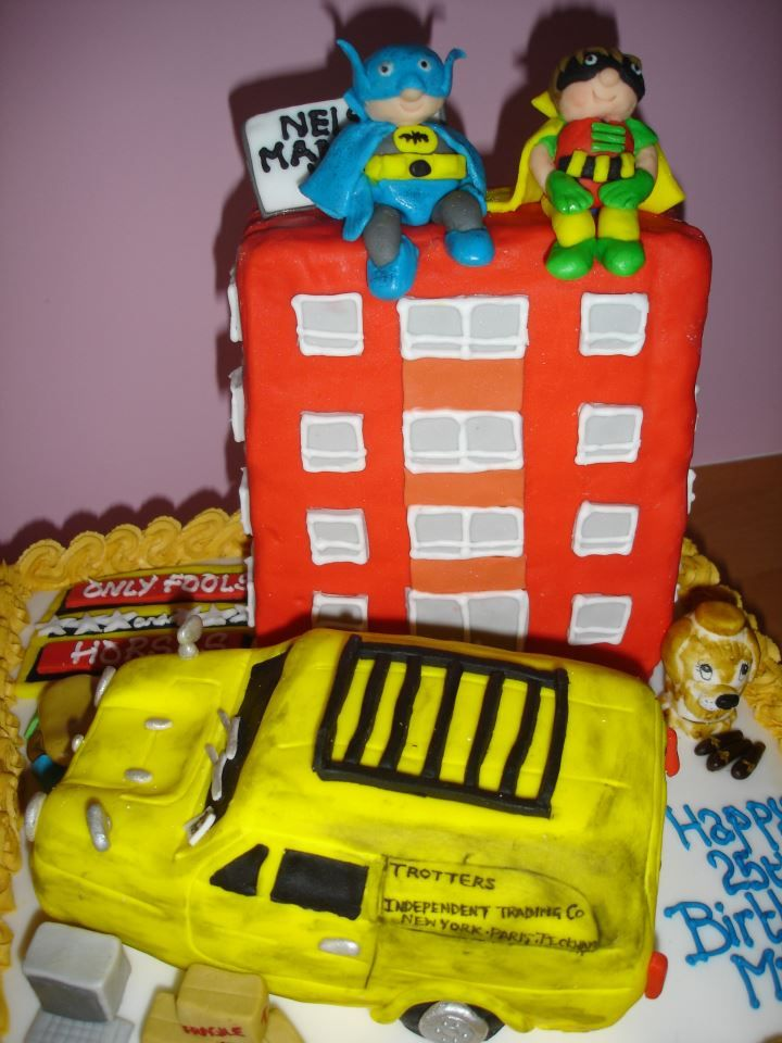 Only Fools and Horses Cake for a fan