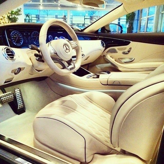 Mercedes S65 inteeior