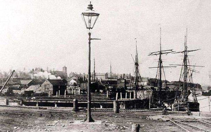 Flintshire, Connah's Quay, Dock.jpg (800×500)