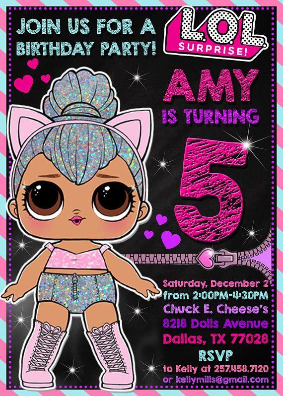 Pin By Jessica Huskey On Abigayle Pinterest Birthday Invitations