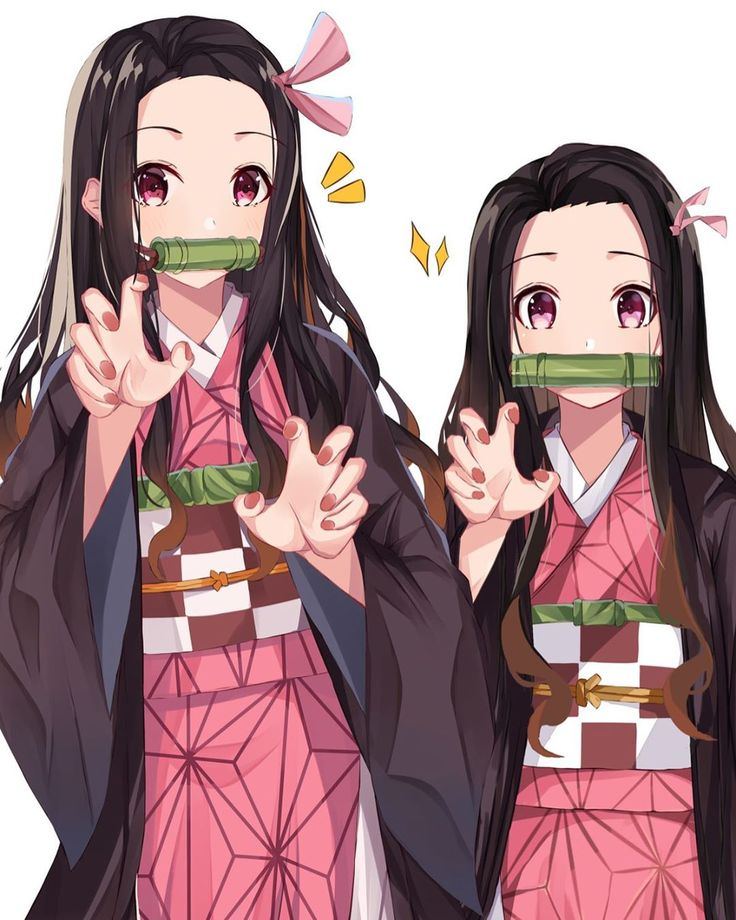 Zenitsu has is right adding the Chan after Nezuko's name