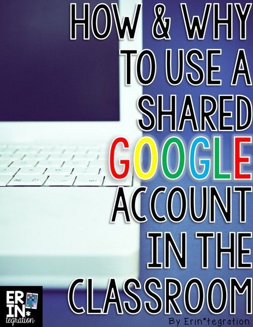 Create a shared classroom Google Account to use for students to log into sites safely and share one Google Drive account if you do not have access to Google Classroom. Learn how, why, and how to apply a free classroom Google Account into your K-5 classroo