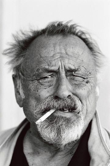 Jim Harrison en mars 2006. DISPARITION - Le romancier américain, amoureux des grands espaces, est décédé samedi à l'âge de 78 ans.