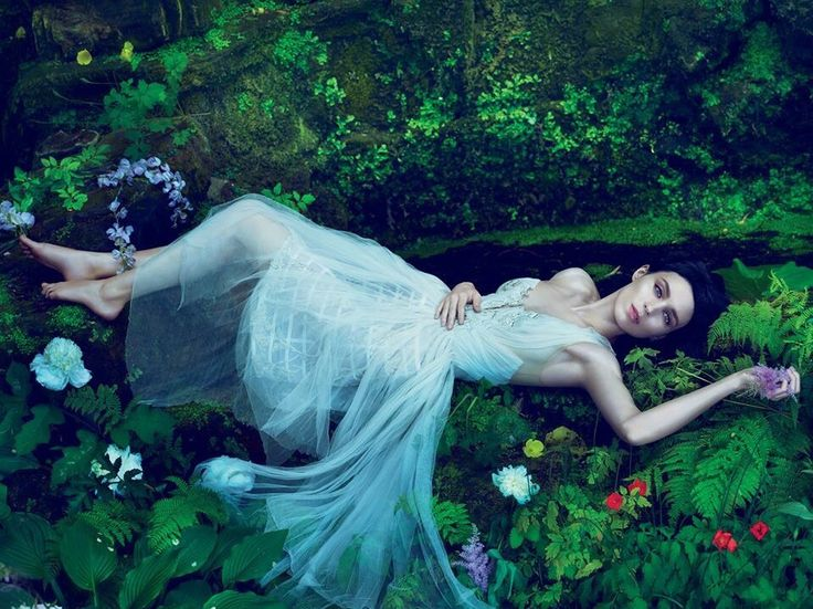 Photo: Rooney Mara by Mert Alas & Markus Pigott for Vogue US November Issue 2011