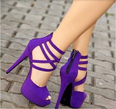 I want these so bad but I'm afraid my ankle will never be the same ...