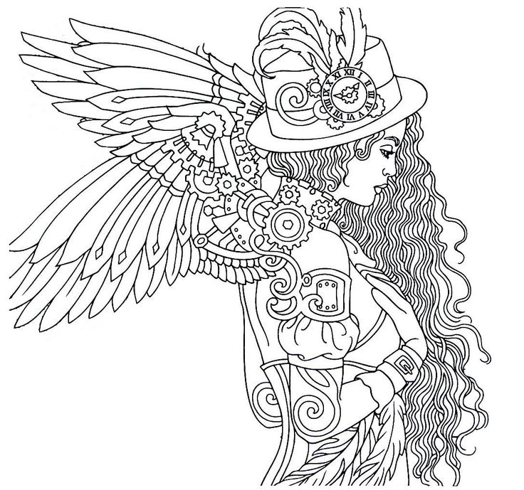 cool medium difficulty coloring pages - photo#6