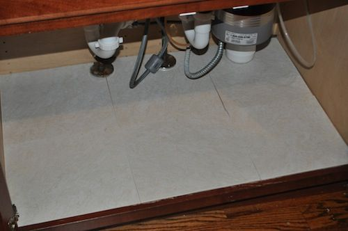 how to fix kitchen cabinet draw