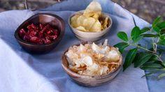 Chips de patata, yuca y remolacha - Pablo Vicari - Receta - Canal Cocina