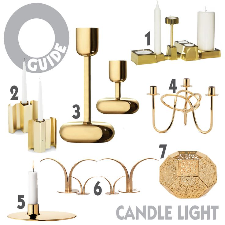 Guide to brass light shopping!
