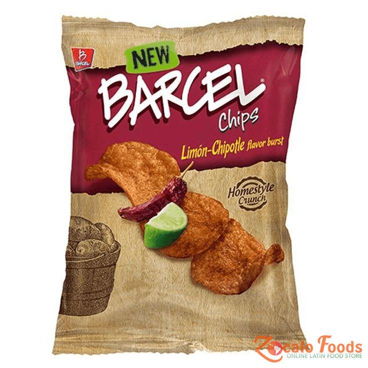 Barcel Chips Limon-Chipotle 1.9 oz