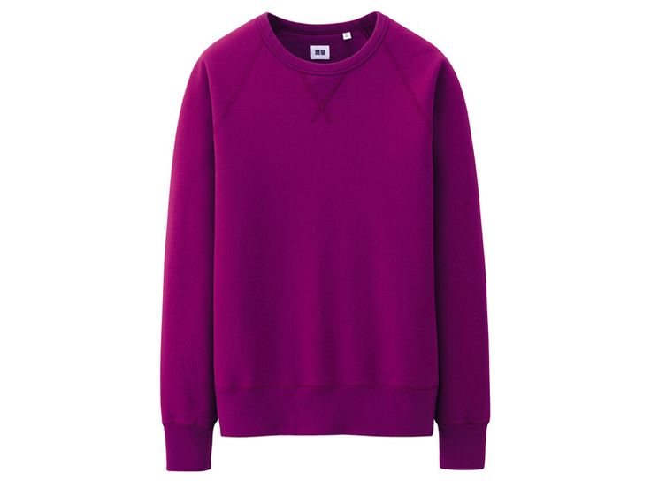 Uniqlo SweatshirtFuzzy Feelings, Uniqlo Sweatshirts