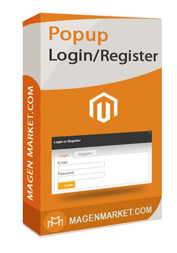 "Ma2 PopupLogin module for Magento helps you provide users with a quick and easy login/registration actions. Visitors must NOT navigate to ""login page"" or ""create account page"" to login or register an account on your store and therefore increase visitors' interesting on your store."
