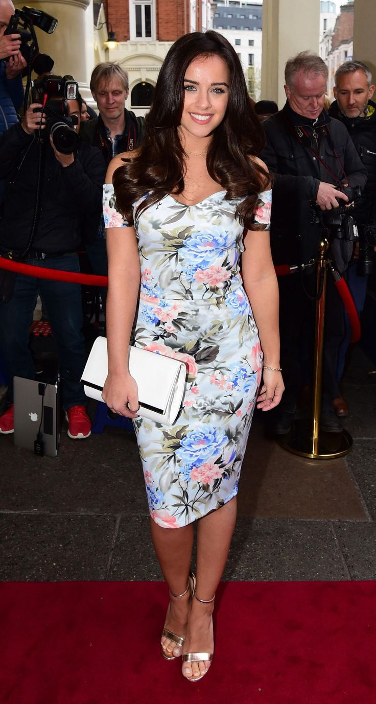 """#GeorgiaMayFoote, #London, #Night Georgia May Foote - """"42nd Street"""" Musical Press Night in London – 04/04/2017 