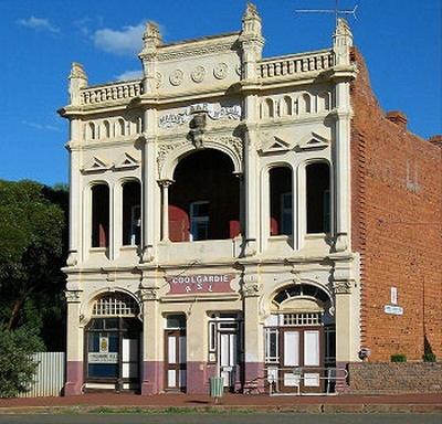 COOLGARDIE | Western Australia