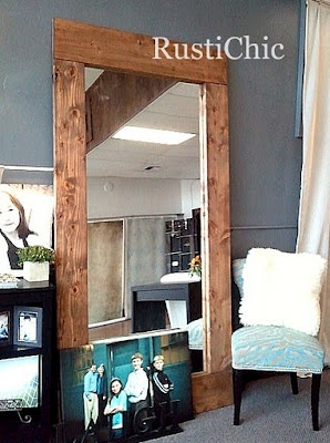 Large Floor Mirror for Kayla J Photography