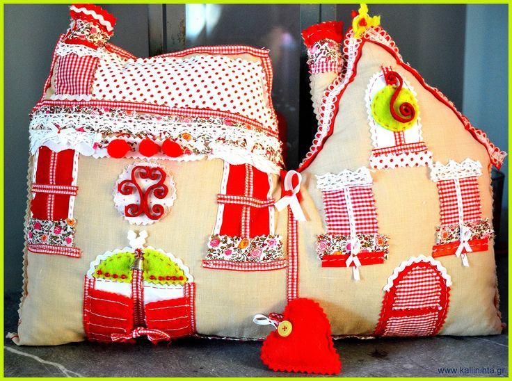 Decorative pillow ''Bless This House'', from the brand new Christmas Gift Series !!!