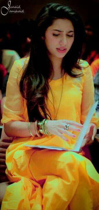 Mahira khan 16
