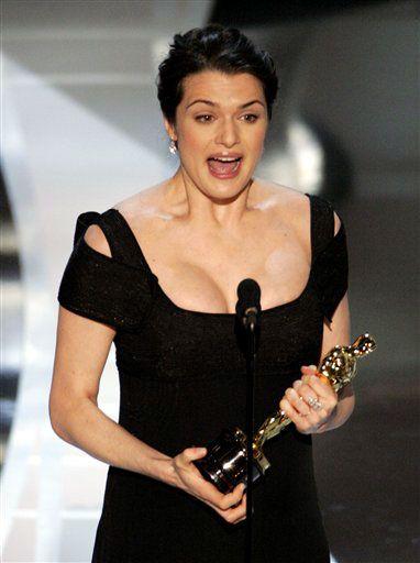Rachel Weisz, The Constant Gardener, 2005---best supporting actress