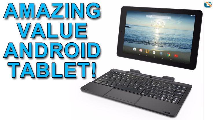 Amazing Value Android Tablet with Keyboard • RCA Saturn 10 Pro Review