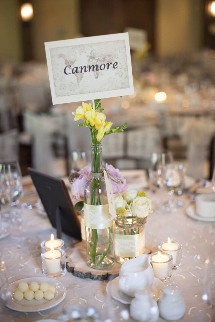 A Romantic Wedding at Silvertip Golf Course | Canmore Wedding Planner