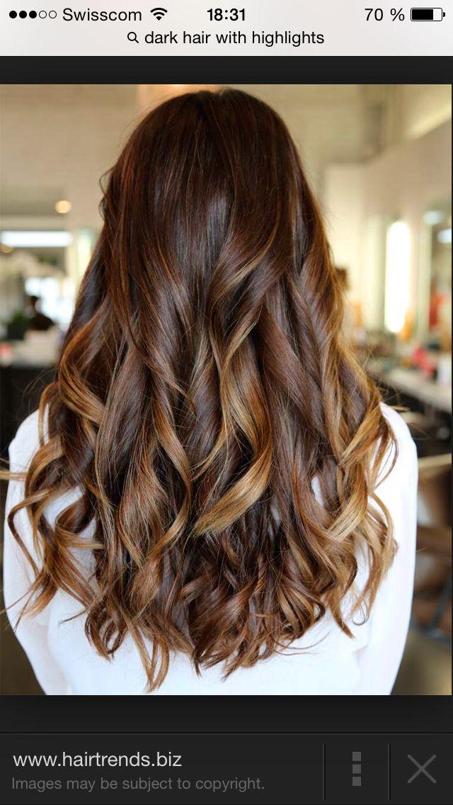 Haare farben nach schneiden