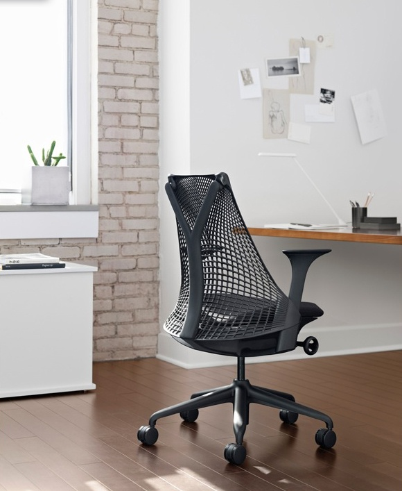 herman miller home office. Herman Miller Sayl Chair At Home Office