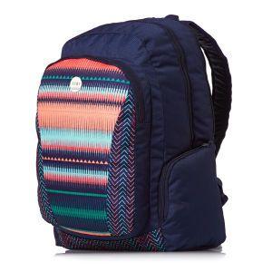 Roxy Backpacks - Roxy Alright Laptop Backpack - 6537 Jagged Stripe Gpf3